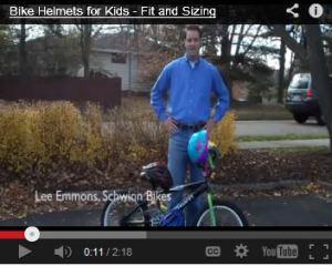 Bike helmut
